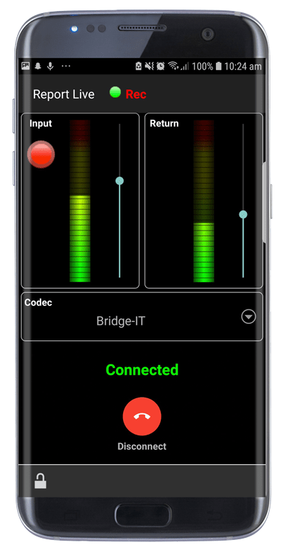 Android Audio Record Sample Code