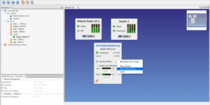 Cloud Management of Network Infrastructure to Streamline Radio Broadcast Workflows