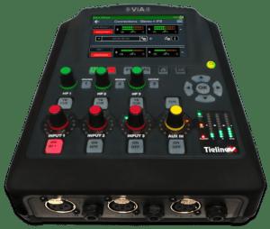 Tieline ViA Codec for Live Remotes