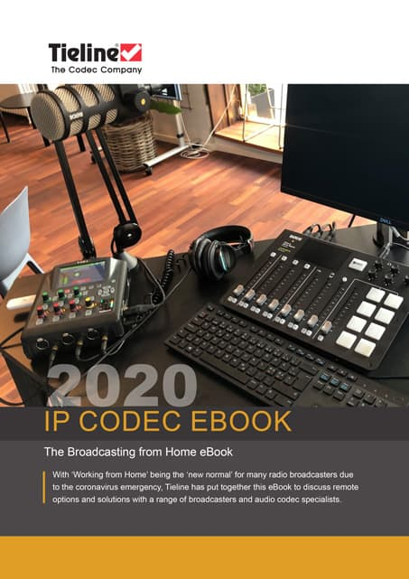 The Broadcasting from home eBook