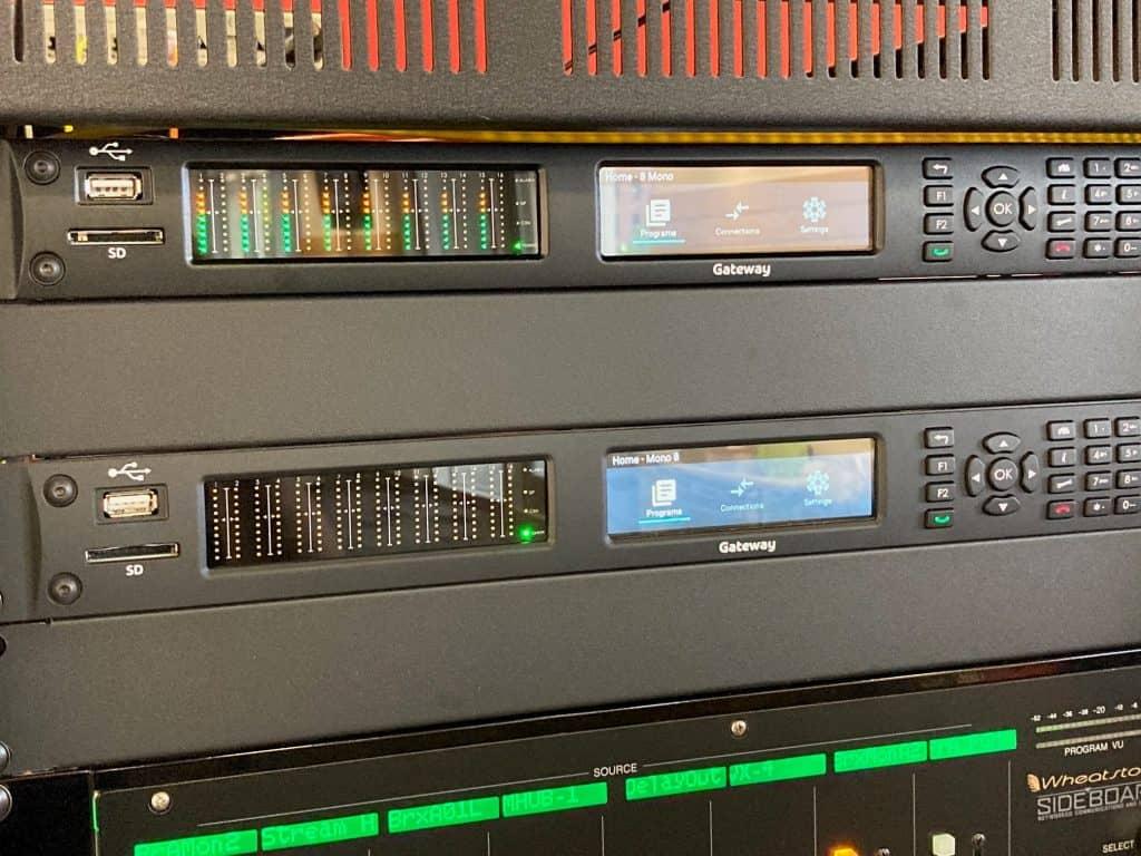 Huskers Installs Tieline Codecs for Remotes