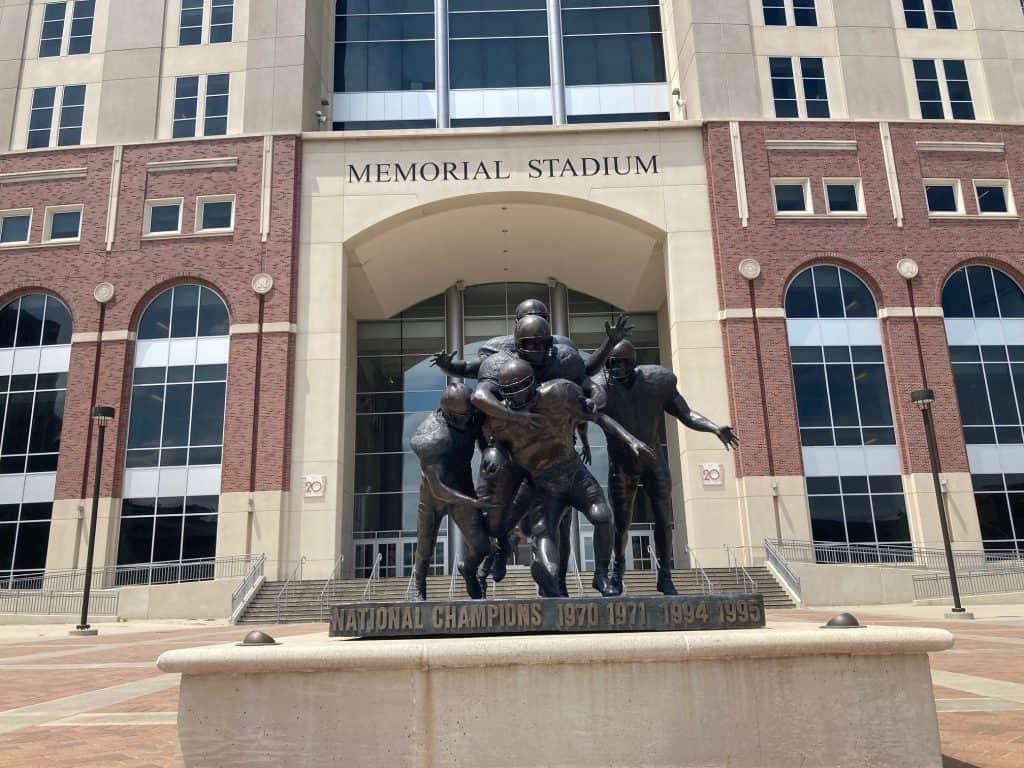 Memorial Stadium: Huskers Installs Tieline Codecs
