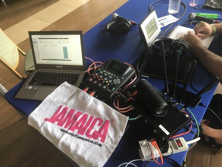 Corus Streams with Tieline ViA from Jamaica