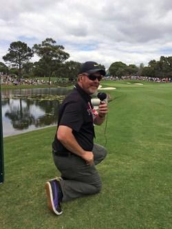 --- Australian Open Golf