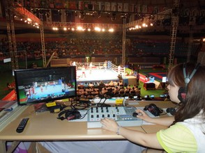 --- AIMAG-i-Mix G3 at boxing