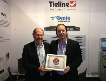 --- IBC 2015 Best of Show Charlie and John